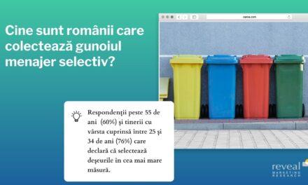 Românii sunt tot mai preocupați de starea mediului înconjurător