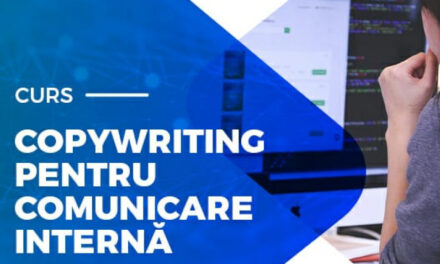 Curs de copywriting pentru comunicare internă