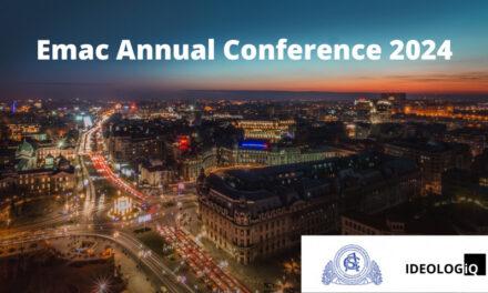 România, pe harta marketingului european: Ideologiq și Academia de Studii Economice din București organizează Conferința Anuală a Academiei Europene de Marketing, în premieră în România