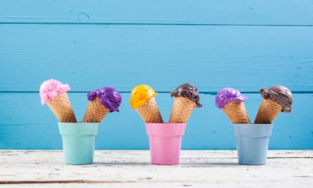 Brandul și prețul, importanță secundară în alegerea înghețatei