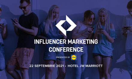 A patra ediție Influencer Marketing Conference va avea loc pe 22 septembrie 2021