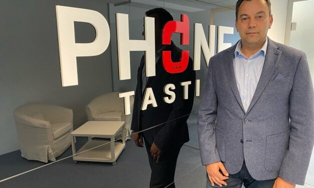 Alexandru Munteanu, noul Director Comercial în cadrul Phonetastic GSM