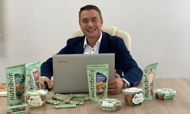 Valentin Stăncioiu, numit Director Comercial al Transilvania Nuts